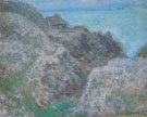 Gorge of the Petit Ailly Vareng 1896 - Claude Monet