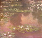 Water Lily Giverny 1905 - Claude Monet