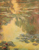 Water Lily 1907 - Claude Monet