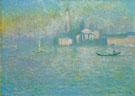 San Giorgio Maggiore Venice 1908 - Claude Monet