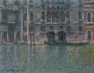 Palazzo da Mula Venice 1908 - Claude Monet
