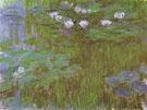 Water Lilies 1915 - Claude Monet