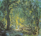 Weeping Willow 1918 - Claude Monet
