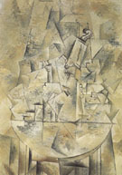 Pedestal Table 1911 - Georges Braque