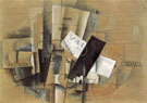 Pedestal Table 1913 - Georges Braque