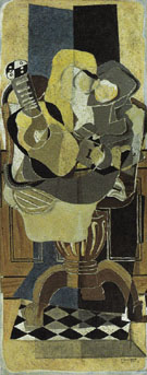The Table 1928 - Georges Braque