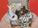 The Pink Tablecloth 1933 - Georges Braque