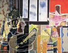 The Studio 1939 - Georges Braque