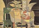 Interior with Palette 1942 - Georges Braque