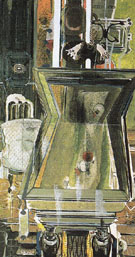 The Billiard Table c1947 - Georges Braque