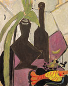 Still Life with Bottle Vase and Lobster 1948 - Georges Braque