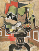 The Round Table 1929 - Georges Braque