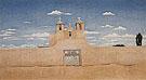 Ranchos Church Front 1930 - Georgia O'Keeffe