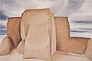 Ranchos Church New Mexico 1930 - Georgia O'Keeffe