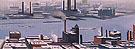 River New York 1928 - Georgia O'Keeffe