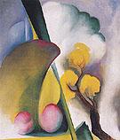 Spring 1922 - Georgia O'Keeffe