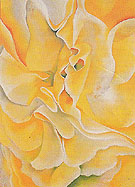 Yellow Sweet Peas 1925 - Georgia O'Keeffe