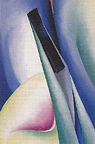 Black Spot No 1 1919 - Georgia O'Keeffe