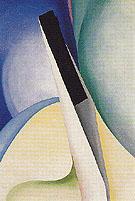 Black Spot No 2 1919 - Georgia O'Keeffe