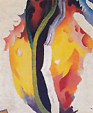 Untitled Abstraction 1923 - Georgia O'Keeffe