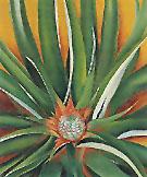 Pineapple Bud 1939 - Georgia O'Keeffe