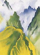 Machu Pichu 1 1957 - Georgia O'Keeffe