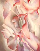 Pink Sweet Peas - Georgia O'Keeffe