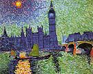 Big Ben London 1906 - Andre Derain