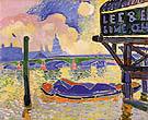 Blackfriars Bridge 1906 - Andre Derain