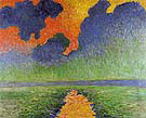 Effects of Sunlight on Water 1906 - Andre Derain