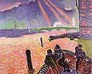 On the Banks of the Thames 2 1906 - Andre Derain