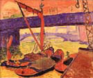 The Bridge at Southwark 1905 - Andre Derain