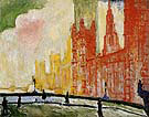 The House of Parliament from Westminster Bridge 1906 - Andre Derain