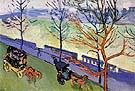 Victoria Embankment 1906 2 - Andre Derain