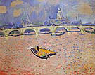 Waterloo Bridge 1906 2 - Andre Derain