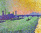 Waterloo Bridge 1906 - Andre Derain