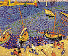 Boats at Collioure 1905 - Andre Derain