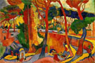 Turning Road Lestaque - Andre Derain