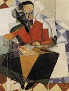 The Architect Jesus T Acevedo 1915 - Diego Rivera