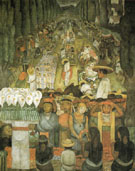 Good Friday on the Santa Anita Canal c1923 - Diego Rivera