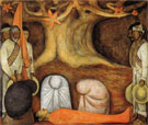 The Perpetual Renewal of the Revolutionary Struggle c1926 - Diego Rivera