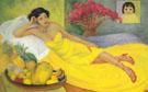 Portrait of Sra Dona Elena Flores de Carrillo 1953 - Diego Rivera