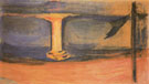 Asgardstard from the Reinhardt Frieze c1906 - Edvard Munch