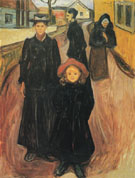 Four Ages in Life 1902 - Edvard Munch