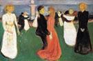The Dance of Life c1899 - Edvard Munch