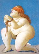 Agony 2002 - Fernando Botero