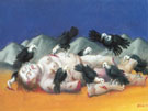 Untitled 1999 A - Fernando Botero