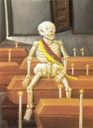 Long Live Death Viva la Muerte 2001 - Fernando Botero