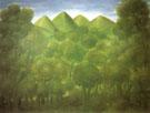 Forest El Bosque 1979 - Fernando Botero