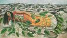 Roots 1943 - Frida Kahlo
